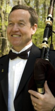 Tom Crawford, Metro Atlanta Bagpiper